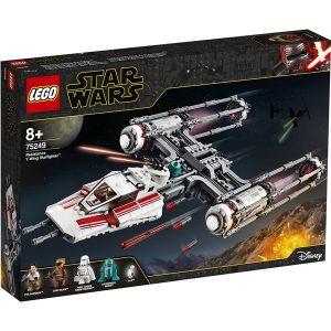 Motstandsbevegelsens Y-Wing Starfighter™ LEGO® Star Wars™ Episode IX Image
