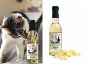 Pawsecco-drikk for hund og katt Image