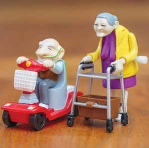 Racing Granny & Grandad Image