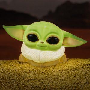 Star Wars Baby Yoda Lampe Image