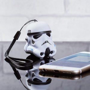 Star Wars Bluetooth Høyttaler Stormtrooper Image