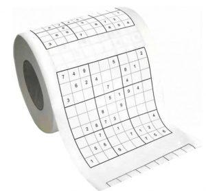 Sudoku Toalettpapir Image