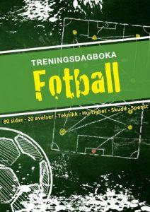 Treningsdagboka fotball Image