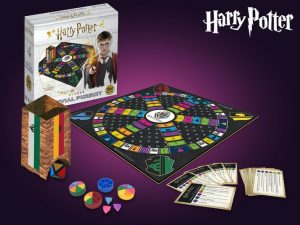 Trivial Pursuit Harry Potter: Ultimate Edition Image