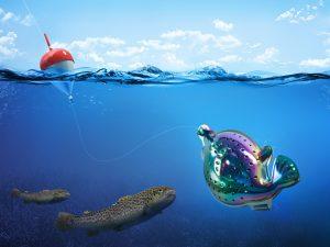 Vegan Fishing-sluk Image