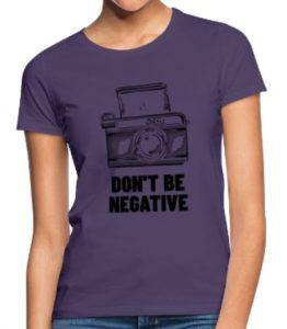 T-skjorte til fotograf - Don