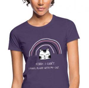 T-skjorte - Sorry I can