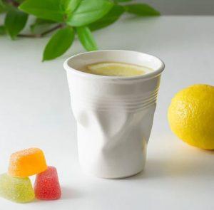 Sammenklemt kopp (i keramikk) Image