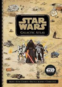 Star Wars: Galactic Atlas Image