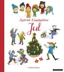 Astrid Lindgrens jul: 7 julefortellinger Image