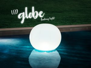Intex oppblåsbar LED-klode Image
