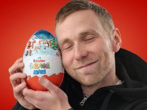Kinderegg Maxi Christmas Image