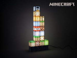 Minecraft Block Building-lampe Image