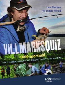 Villmarksquiz - turliv, artskunnskap, jakt, fiske og fangst, vill blanding - 1800 spørsmål Image