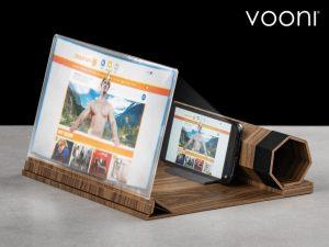 Vooni® skjermforstørrer til mobiltelefon Image