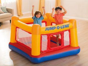 Les mer Intex Jump-O-Lene hoppeslott Image