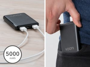 Vooni Powerbank med doble USB-porter Image