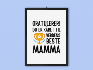 Mamma diplom Image
