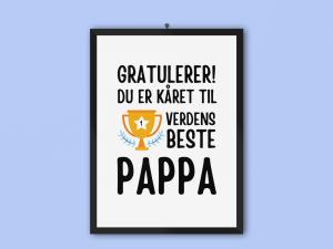 Pappa diplom Image