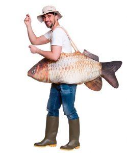 Fiskere karnevalskostyme Image