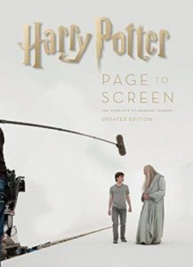 Bok - Harry Potter: Page to Screen: Updated Edition Image