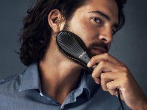 Efalock elektrisk skjeggbørste Image