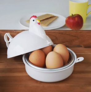 Eggkoker for Mikrobølgeovn Image