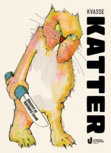 Kvasse katter - Morsom bok Image