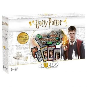 Spill - Cluedo Harry Potter Image