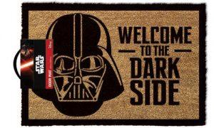 Star Wars Dørmatte - Welcome to the darkside Image