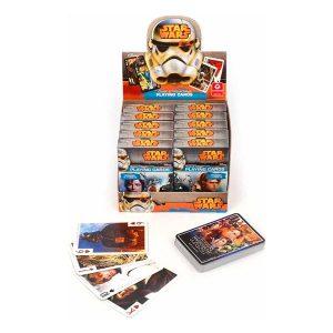 Star Wars Kortstokk Image