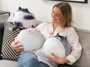 Lubben katt-pute Image