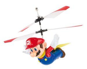 Flying Cape Mario, Helikopter Image